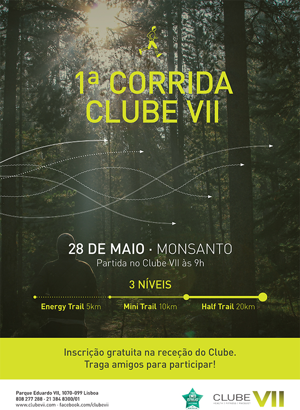 1ª CORRIDA CLUBE VII